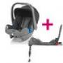 Автокресло детское Romer Baby-Safe Plus II+база IsoFix (Ромер Бе