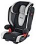 Автокресло детское RECARO Monza Seatfix, Topline Microfibre Blac