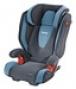 Автокресло детское RECARO Monza Seatfix,  Topline Microfibre Gre