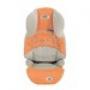 Автокресло CAM RALLY, цвет оранжевый с бежевым