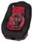 Автокресло Nania RIDER SP LUXE, цвет красный/чёрный