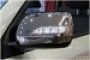 Накладки на зеркала BGT Toyota LC 200 хром