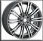 Решетка на радиатор для Toyota Land Cruiser 200 /mercedes style/