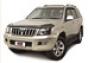Дефлекторы боковых окон Toyota Land Cruiser Prado 120(2003-)