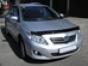 Дефлекторы боковых окон 4ч темные Toyota Corolla (2007-)