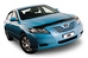 Защита передних фар прозрачная Toyota Camry (2006-2009)