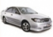 Дефлектор капота Toyota Camry (2002-) (тониров.)