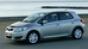 Дефлекторы боковых окон 4ч темные Toyota Auris (2007-)