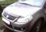 Дефлектор капота с/н темный Suzuki SX-4 (2006-)