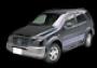 Дефлекторы боковых окон 4 ч темный Mercedes M Class (1998-2005)