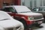 Дефлекторы боковых окон 4 ч дыматые Land Rover Range Rover Sp (2