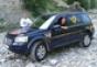 Защита передних фар прозрачная Land Rover Freelander (2004-)