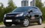Дефлекторы боковых окон 4 ч. темные Honda CRV (2007-)