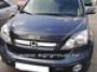 Дефлектор капота темный с/н Honda CRV (2007-)