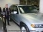 Защита фар BMW X5 (2004-) (карбон)