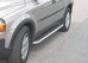 Боковая ступень d60 Volvo XC90 (нерж.)  (Метек). Артикул 838070