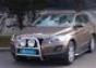 """Передняя защита """"высокая"""" d60 Volvo XC60 (2008-) (нерж"""