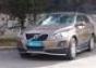 """Передняя защита """"труба"""" d60 Volvo XC60 (2008-) (нерж)"""
