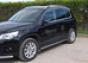 Боковая защита труба Volkswagen Tiguan 2007- d60 (нерж.)  (Метек