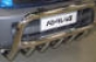 Передняя защита d60 Toyota RAV4 ACA (2000-2005) с защитой картер