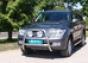 Передняя защита d76 Toyota Land Cruiser 200 (нерж.)  (Метек). Ар