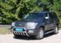 """Передняя защита """"низкая"""" d76 Toyota Land Cruiser 200 с"""