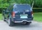 Задняя защита d60 Nissan Pathfinder (2005-) (нерж.)  (Метек). Ар