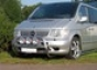 Передняя защита d60 Mercedes-Benz Vito (нерж.) (Метек). Артикул