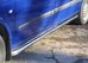 Боковая защита труба d60 Mercedes-Benz Viano (2003-) (нерж.) (Ме