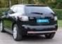 Защита порога труба d60 Mazda CX-7  (Метек). Артикул 816490