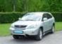 """Передняя защита """"низкая"""" d60 Lexus RX (2003-) (нерж.)"""