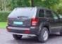 Задняя защита d60 Jeep Grand Cherokee (2005-) (нерж.)  (Метек).
