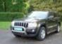 Передняя защита d76 Jeep Grand Cherokee с защитой картером (2005