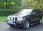 Передняя защита d76 Jeep Grand Cherokee (2005-) (нерж.) (Метек).