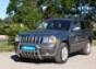 Передняя защита d76 Jeep Grand Cherokee (2008-) (нерж.) (Метек).