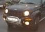 Передняя защита низкая d60 Jeep Cherokee KJ 2001-(2001-) (нерж.)