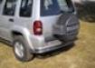 Задняя защита d60 Jeep Cherokee KJ (2001-) (5 дв) (нерж.) (Метек