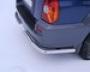 Задние уголки d60 Hyundai Terracan (нерж.)  (Метек). Артикул 810