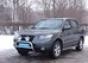 "Передняя защита d60 ""низкая"" Hyundai Santa Fe (2006-)"
