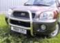 Передняя защита d60 Hyundai Santa Fe (-2005) (нерж.)  (Метек). А