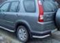 Задние уголки d60 Honda CR-V (2005-) (нерж.)  (Метек). Артикул 8