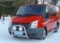 Передняя защита Ford Transit (2006-)  (Метек). Артикул 806710