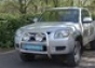 Передняя защита d76 Ford Ranger (2003-) /Mazda BT50 (нерж.)  (Ме