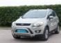 Передняя защита d60 Ford Kuga (нерж.)  (Метек). Артикул 806750