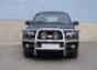 Передняя защита d76-42 Chevrolet Trail Blazer (2001-)(нерж.)  (М