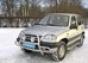 Передняя защита d60-42 Chevrolet Niva (нерж) (Метек). Артикул 80