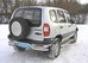 Задняя защита d60 Chevrolet Niva (нерж.) (Метек). Артикул 800420