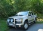 Передняя защита Chevrolet Colorado d76 нерж. (Метек). Артикул 80